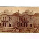 Stereoview Weitfle Central City Colo #72 Opera House