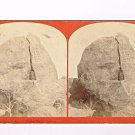 Stereoview Continental Stereo # 95 The Painted Pinnacle Rocks Arizona