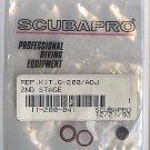 Repair Kit Scubapro G-200 ADJ 2nd Stage 11 200 041 G200