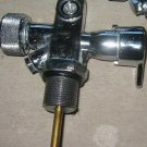 Dacor/Seamco Scuba J Valve All metal w/or W/Out HP Port Vintage