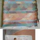Vintage Fabric NOS with Tag Sherrill Southwest 3 Yard Cowboy Decor DDSK-02208