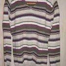 Ski Sweater Vintage 70s NOS Heavy Knit Chunky Oversize LizGolf Liz Golf XL