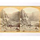 Stereoview Wheeler Expedition 1872 11 O'Sullivan Foreground Paria Colorado River