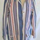 Ralph Lauren Patriotic Jacket Vintage Dead Stock Streetwear Hunting Stripe Nos M