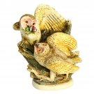 Harmony Kingdom Tender Is The Night Annual Romance Owls V1 - Signed