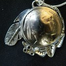Collectible Handcrafted Necklace 1920 Vintage Buffalo Indian Nickel coin