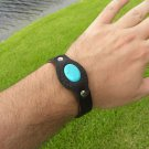 Cuff Bracelet Customize Buffalo leather wristband Handmade Indian Style mg