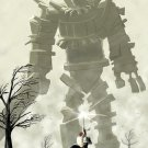 Shadow Of The Colossus Game Art 16x12 Print POSTER