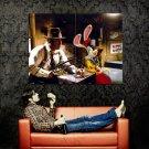 Who Framed Roger Rabbit Bob Hoskins Movie Huge 47x35 Print Poster