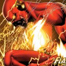 Flash Scarlet Speedster DC Comics Art 16x12 Print Poster