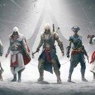 Assassins Creed Black Flag AC Desmond Connor 24x18 Print POSTER