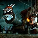 Rayman Raving Rabbids Pirates Of The Caribbean Cool Art 32x24 Print POSTER