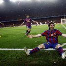 Lionel Messi Barcelona Football Sport 24x18 Print POSTER