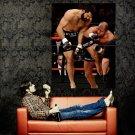Fedor Emelianenko Vs Andrei Arlovski Knockout MMA Huge 47x35 POSTER