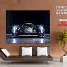 Audi R18 Carbon Front Sport Car Huge Giant Print Poster