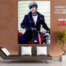 Marlon Brando The Wild One Movie Bike Legendary Actor Huge Giant Poster