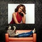 Whitney Houston Singer Music Huge 47x35 Print POSTER
