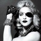 Madonna Portrait Amazing Pop Music Singer BW 24x18 Print Poster