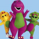 Barney The Purple Dinosaur Kids TV Show 32x24 Print Poster