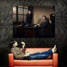 Supernatural Jared Padalecki Jensen Ackles Huge 47x35 Print Poster