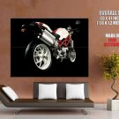 Ducati Rear Super Sport Bike Motorcycle Huge Giant Print Poster