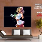 Hot Nurse Pin Up Babe Sexy Art Huge Giant Print Poster