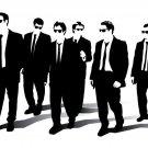 Reservoir Dogs Silhouette Quentin Tarantino Movie 24x18 Print POSTER