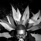 Flying Lotus Electronic Experimental Music BW 24x18 Print POSTER