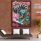 Primus Ken Taylor Tuscon Huge Giant Print Poster