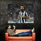 Andrea Pirlo Juventus Football Soccer Sport Huge 47x35 Print Poster
