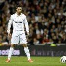 Cristiano Ronaldo Free Kick Football 24x18 Print POSTER