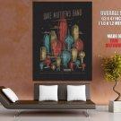Dave Matthews Band Music Huge Giant Print Poster