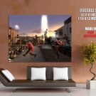 Team Fortress 2 Concert Game Art HUGE GIANT Print Poster