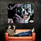 Joker Camera Batman DC Comic Art Huge 47x35 Print Poster