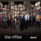 The Office Cast Michael Scott Dwight Jim Pam Ryan Tv Series 16x12 Poster