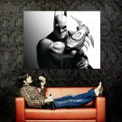 Batman Arkham City Batarang Game Huge 47x35 Print Poster