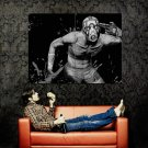 Borderlands Psycho Game Art Huge 47x35 Print Poster