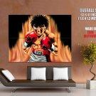 Hajime No Ippo Manga Boxing Anime Art HUGE GIANT Print Poster