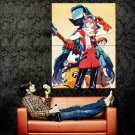 Haruhara Fooly Cooly FLCL Anime Art Huge 47x35 Print Poster