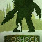 Bioshock Game Shooter Adventure 32x24 Print POSTER