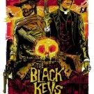BLACK KEYS Outlaw Alternative Rock Indie 16x12 Print POSTER
