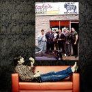 The Sopranos Mafia Gangsters TV Series Huge 47x35 Print POSTER