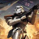 Star Wars Battlefront Stormtrooper Art 32x24 Print POSTER