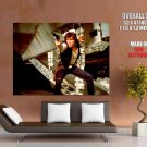 Han Solo Falcon Star Wars Harrison Ford Action Movie Huge Giant Poster