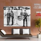 The Beatles Vintage Music New Huge Giant Print Poster