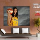 Candace Parker Basketball Sport HUGE GIANT Print Poster