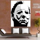 Michael Myers Halloween Mask Art HUGE GIANT Print Poster