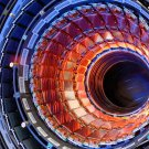 The Large Hadron Collider Hi Tech 32x24 Print Poster