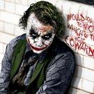 Joker Art The Dark Knight Movie 16x12 Print POSTER