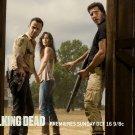 The Walking Dead Rick Lori Grimes Shane Walsh TV Series 16x12 POSTER
